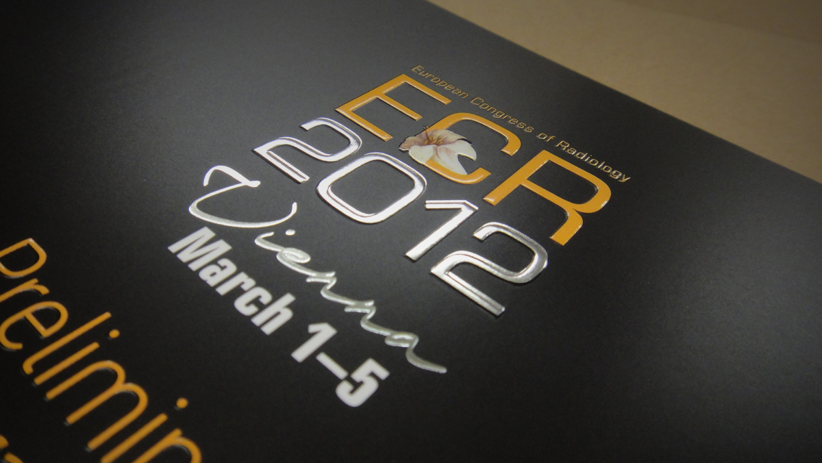 The print edition of the ECR 2012 Preliminary Programme