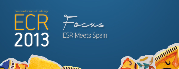 ECR 2013 Focus: ESR Meets Spain
