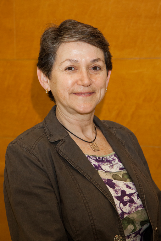 Professor Carmen Ayuso from Barcelona, president of the Spanish Society of Medical Radiology (SERAM)