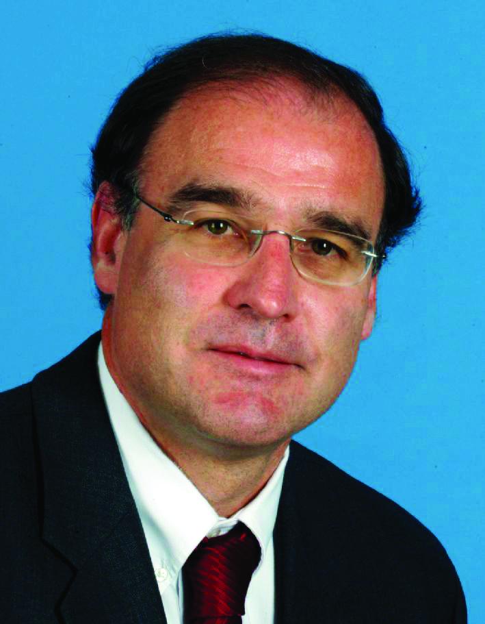 E-HPBA president, Prof. Pierre-Alain Clavien, from Zurich, Switzerland