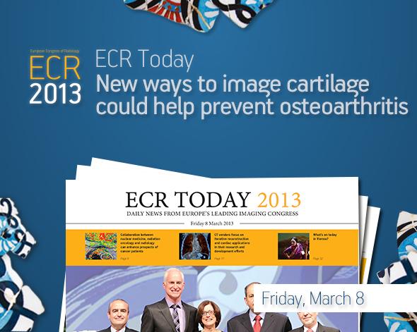 ECR2013_ECRToday_Friday_imagecartilage