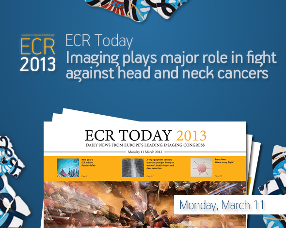 ECR2013_ECRToday_Monday_headneckcancer