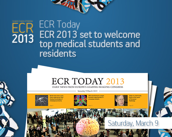 ECR2013_ECRToday_Saturday_students