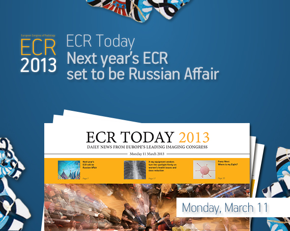 ECR2013_ECRToday_monday_ECR2014