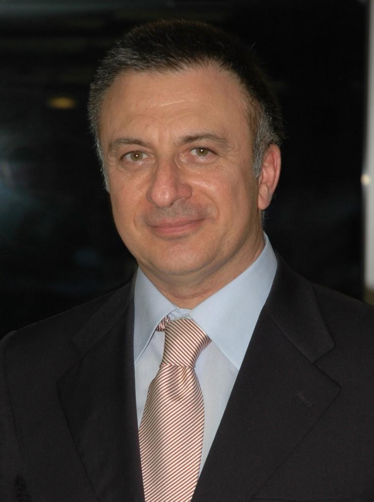 Prof. Giuseppe Guglielmi, of the University of Foggia and the Scientific Institute Hospital 'Casa Sollievo della Sofferenza', San Giovanni Rotondo, Italy