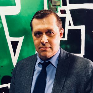Professor Valentin Sinitsyn from Moscow